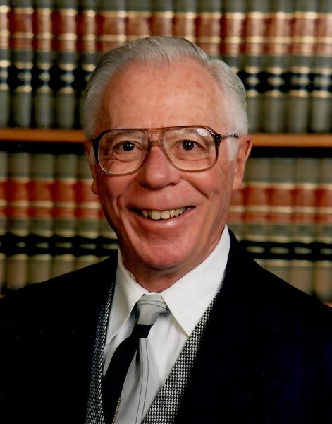 Retired Justice Bruce  M.  Snell, Jr.